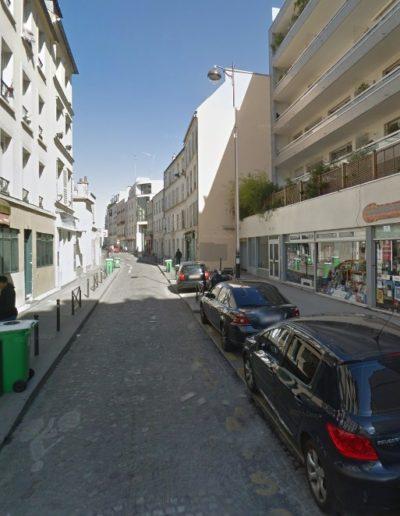1 rue de la Villette