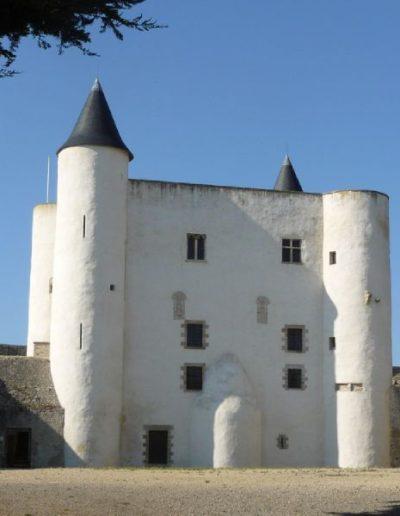 château Noirmoutier