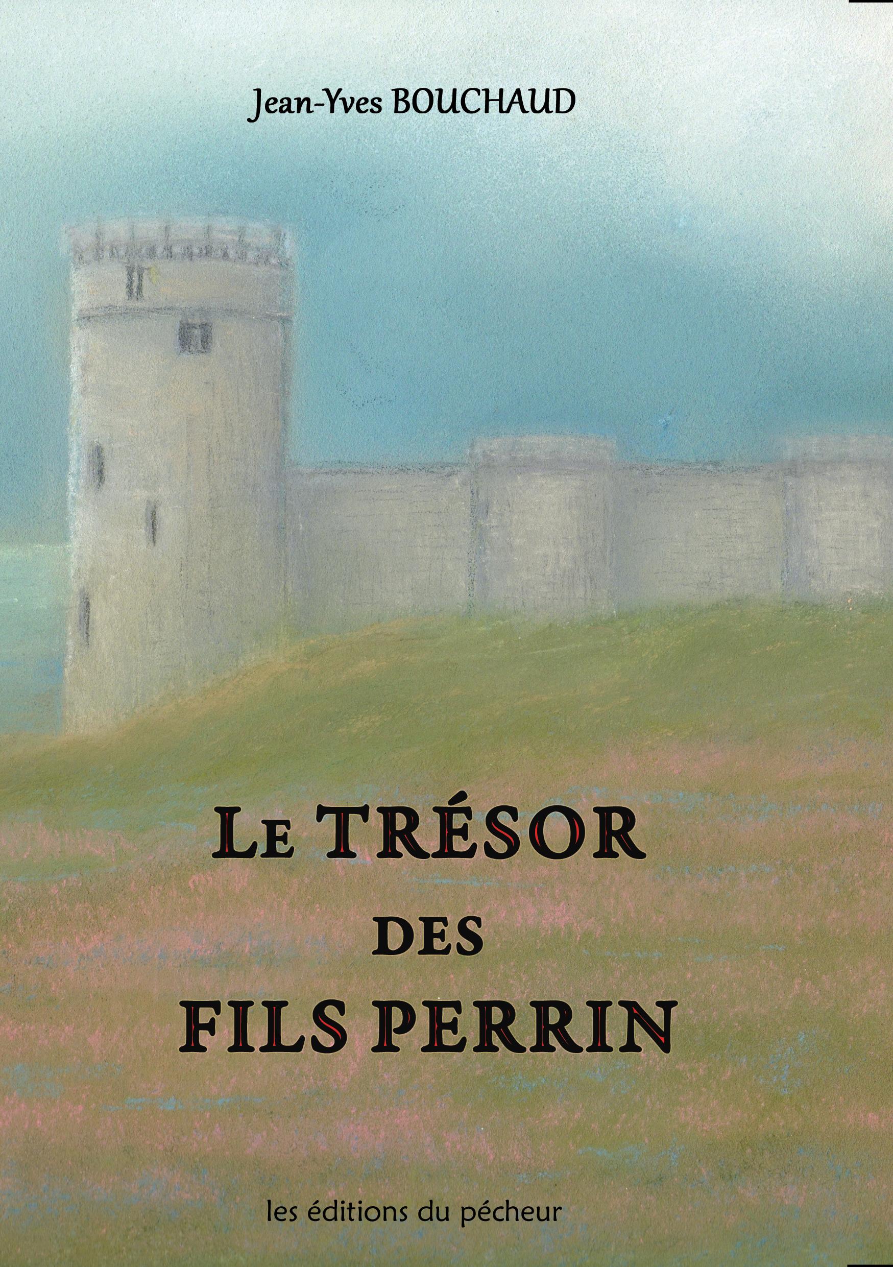 1ere Couv Le trésor des fils Perrin
