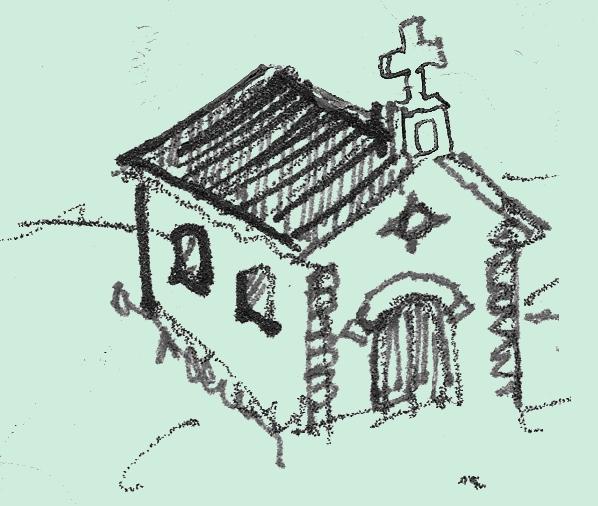 La chapelle de Saint-Juvilly-les-Eaux