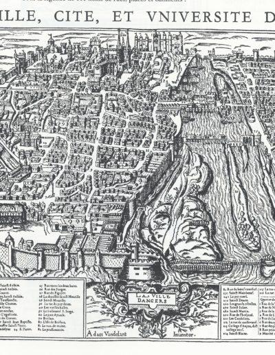 plan Angers XVIe