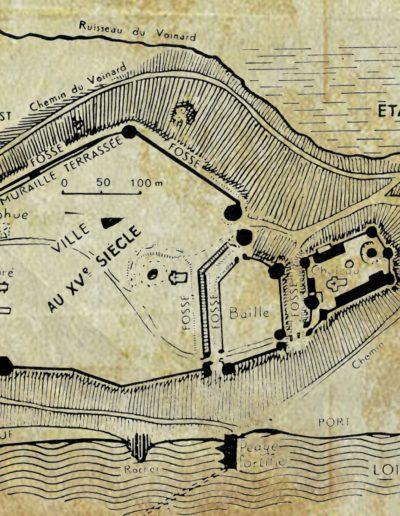 plan Chateauceaux